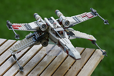 X-Wing Angriff